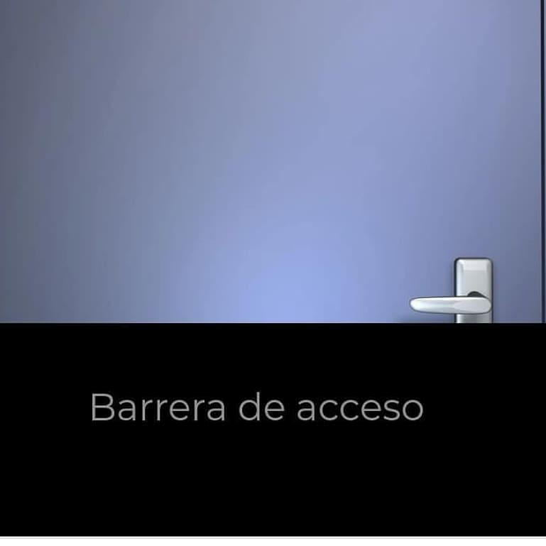 barrera-de-acceso